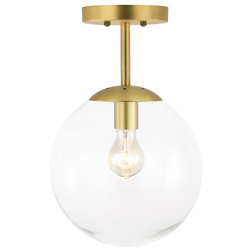Contemporary Flush-mount Ceiling Lighting by LIGHT SOCIETY