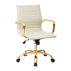officestar priscilla chair gold and cream office chairs bedroomglamorous buying office chair