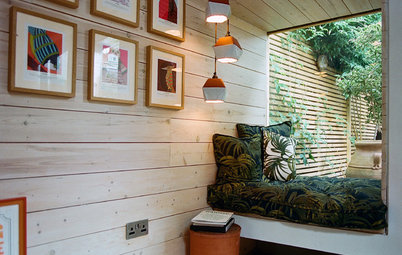 10 Solo Seating Spots to Sink Into