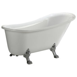 Traditional Bathtubs by Vinnova
