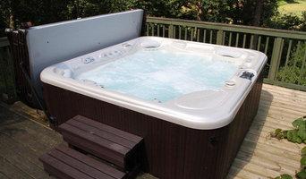 HotSpring Summit Hot Tub