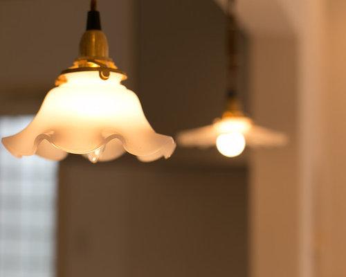 三重県鈴鹿市 江島町の家 自然素材 注文住宅 - 照明器具