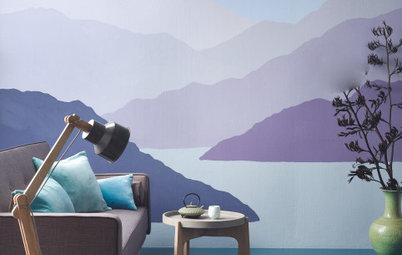 Pep Up Your Space With These Fun Paint Effects