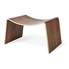 Gus* Modern   Wave Stool   Accent And Garden Stools
