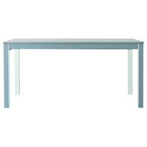 Elle Extendable Oak and Aluminum Table