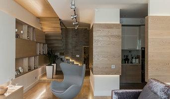 Частный дом совместно с дизайнером Александром Белобородовым