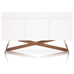 Contemporary Buffets And Sideboards by HedgeApple