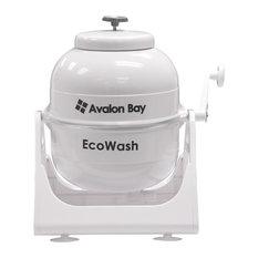 Avalon Bay   Avalon Bay EcoWash Hand Cranked Non Electric Washing Machine    Washing