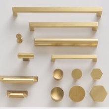 Gather & Spruce Faves: Cabinet Knobs & Pulls