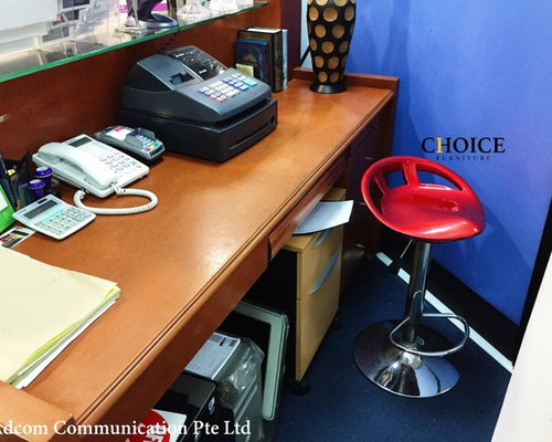 portfolio office furniture