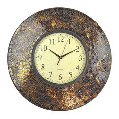 Modern Wall Clocks Houzz