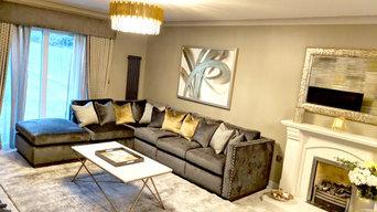 Surrey House I - Living Room