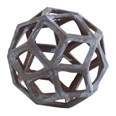 """Geom Decorative Piece, 7"""""""