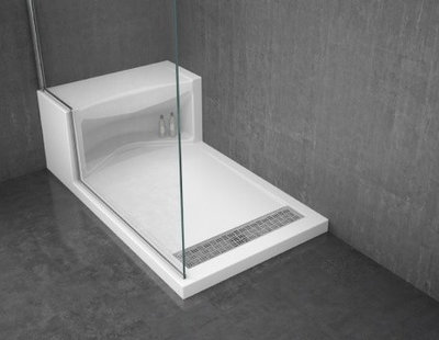 Modern Shower Pans And Bases Alessa Shower Base