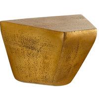 Gilroy Wall Decor - Aged Brass, 8 Inch