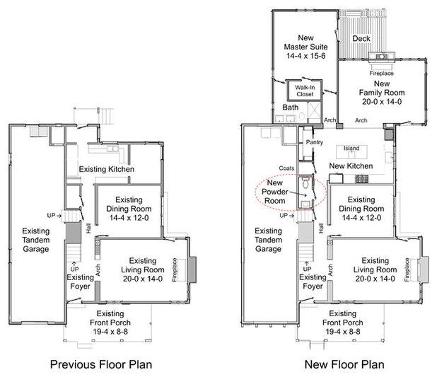 Traditional Floor Plan By Steven Corley Randel, Architect Part 84