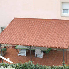 Attractive MIAMI ALUMINUM ROOF CORP.