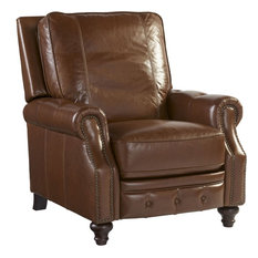 Universal Furniture Upholstery The Harrison Recliner, Caramel by Universal Furniture Company