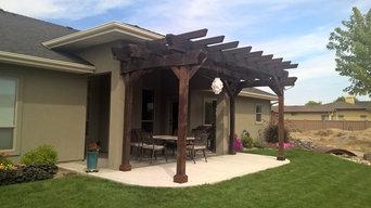 Star Idaho Pergola Design-Build
