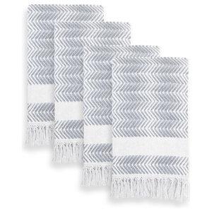 4a71632ead27 Linum Home Textiles Assos Hand Towel - Contemporary - Bath Towels ...