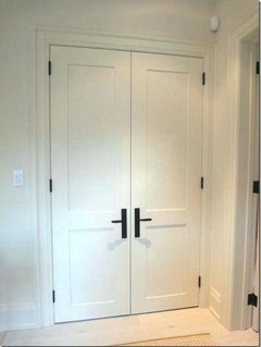 Which Interior Door Style To Go With For A Modern Farmhouse