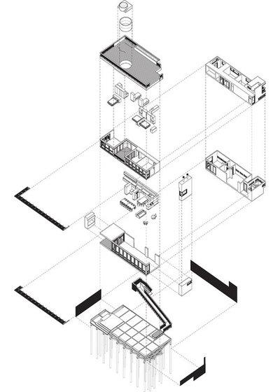 Minimalistisch Rendering by Princeton Architectural Press
