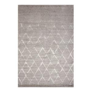 Nourison Twilight Grey Rug, 259x351 Cm