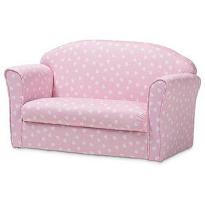 2 Seater Sofa In Pink