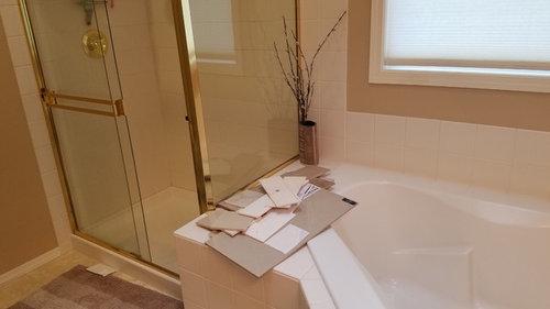 Help Replacing Corner Tub Freestanding Alcove Soaking Or