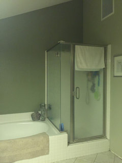 Love A Large Shower But Very Afraid Of The Resale I M Torn My Master Shower Is Like 3 X3 Square Would Love To Have A Larger Shower Tub Or No Tub