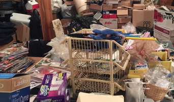 House clean out 54 years of accumulation