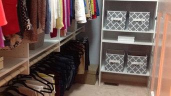 Closets!