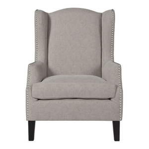 Stirling Occasional Chair, Silver