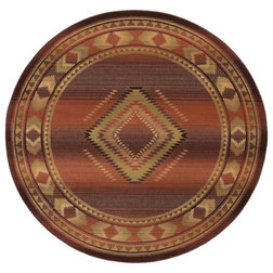 Southwestern Area Rugs by Newcastle Home