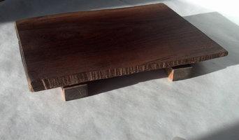Black Walnut serving/cutting board