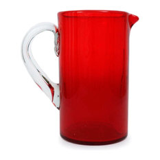 Ruby Red Pitcher, Mexico
