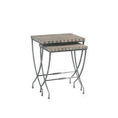 Bernhardt Wyman Nesting Tables