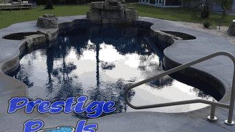 Boulder Pool in Hidden Valley, Wilmington NC