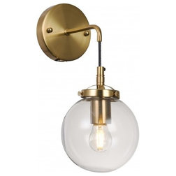 Transitional Wall Sconces by Design Living
