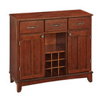 Jasper Storage Buffet - Transitional - Buffets And Sideboards - by Winsome