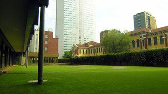Giardini, tetti e terrazze