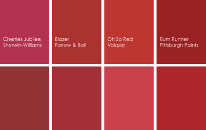 Bathed in Color: When to Use Red in the Bath