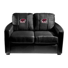 St. Joseph's Hawks Collegiate Silver Love Seat