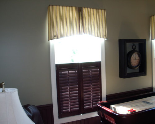 Game Room - Interior Shutters