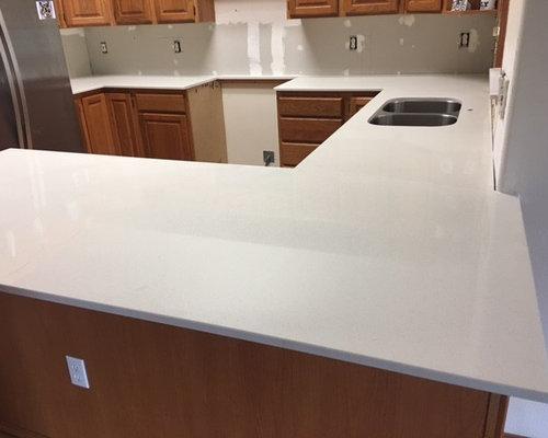 Frost White 2cm Quartz Countertops