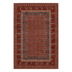 """Couristan Old World Classics Pazyrk Antique Red 9'10"""" x 13'9"""" Rug"""