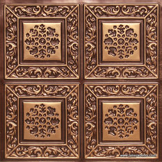 faux tin aged copper ceiling tiles ceiling tile