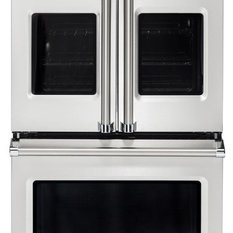 "Viking Range Corporation - Viking Professional 30"" Electric Double Wall Oven, Stainless Steel - Ovens"