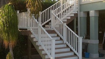 Composite Decking and Stairway Rebuild