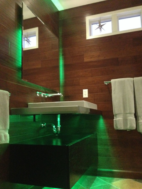 Bathroom Led Lighting Strips Creative Decoration